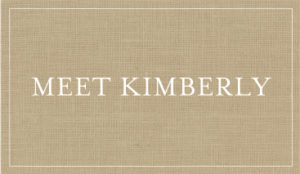 Meet Kimberly