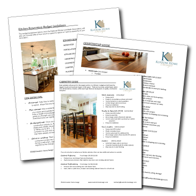 kitchen design resources